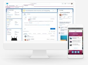 Salesforce Omni-channel